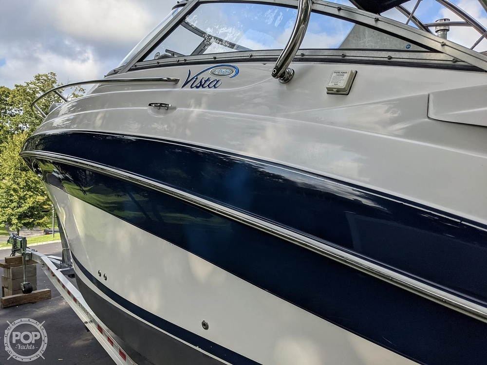 2007 Four Winns boat for sale, model of the boat is Vista 258 & Image # 28 of 40