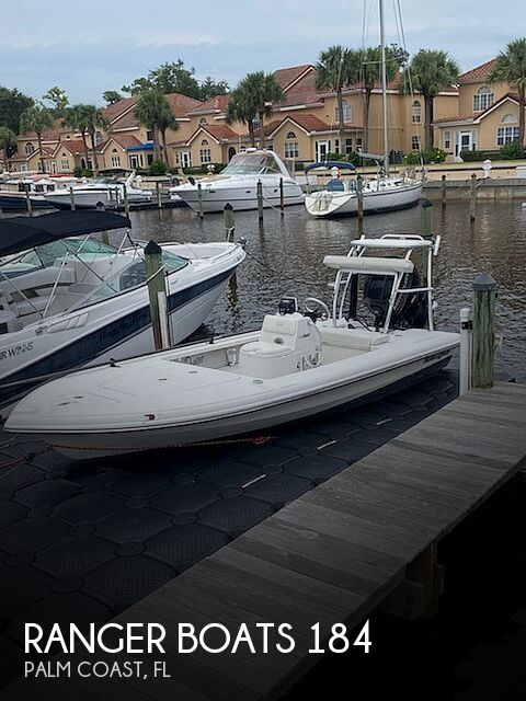 2012 RANGER BOATS GHOST 184 for sale