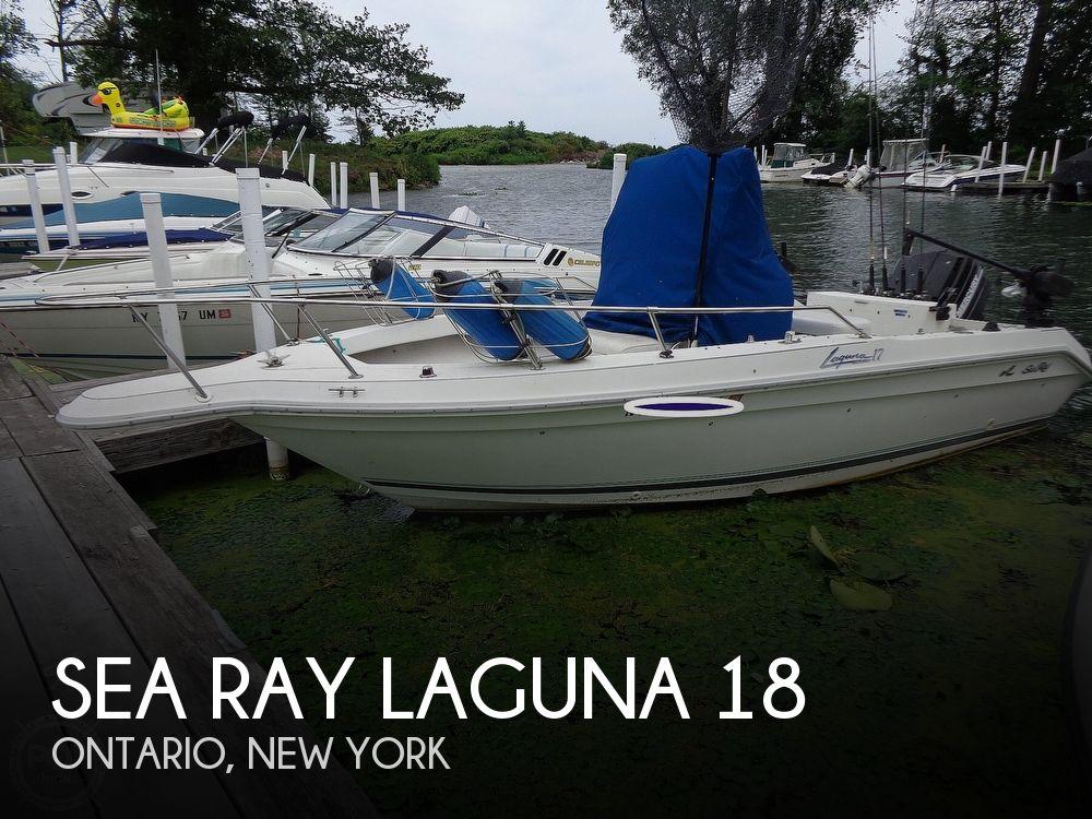 1991 SEA RAY LAGUNA 18 for sale
