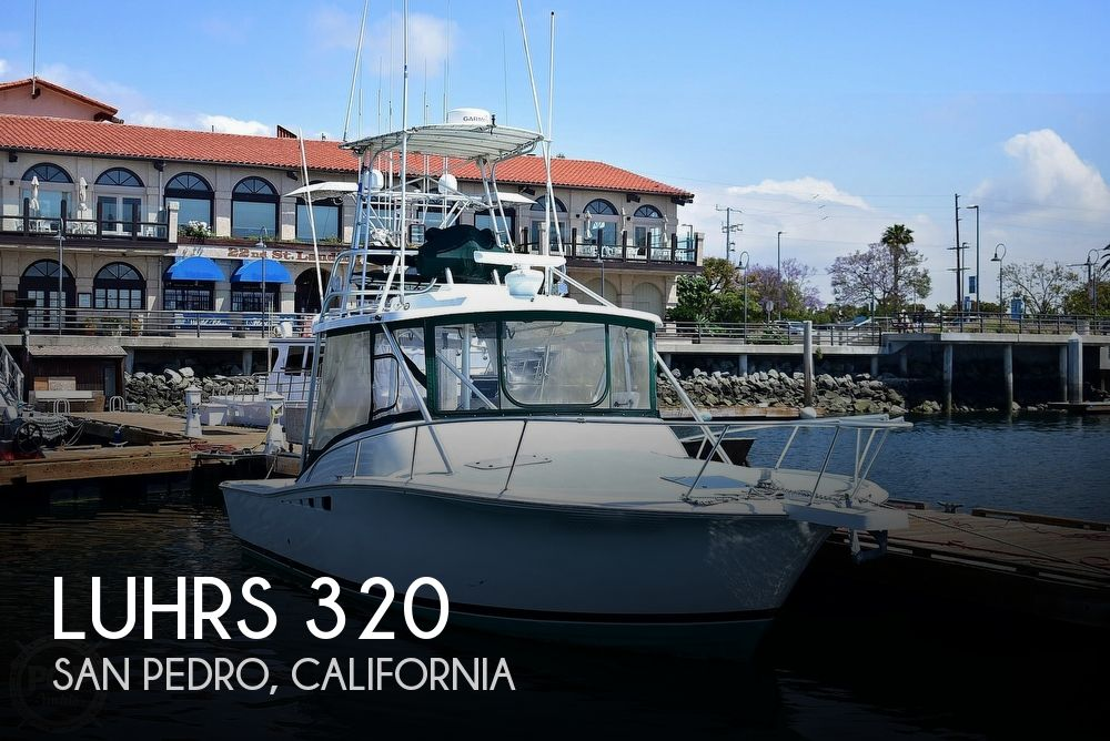 1995 Luhrs boat for sale, model of the boat is Tournament 320 Open & Image # 1 of 11