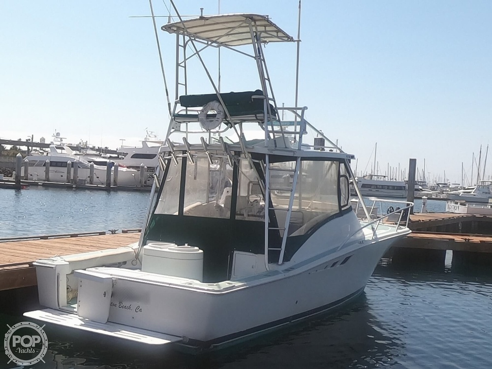 1995 Luhrs boat for sale, model of the boat is Tournament 320 Open & Image # 5 of 11