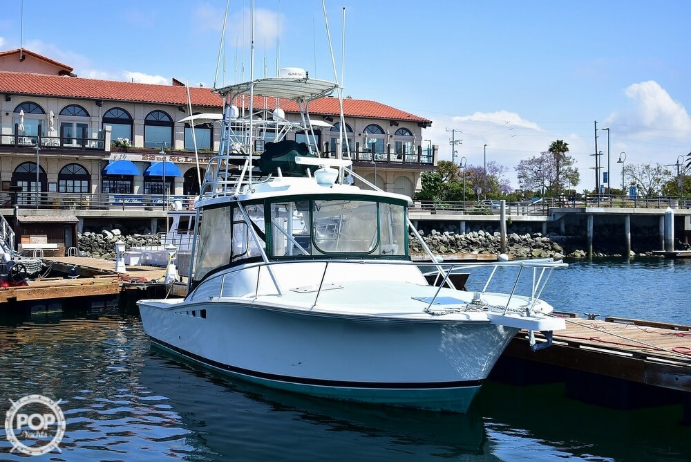 1995 Luhrs boat for sale, model of the boat is Tournament 320 Open & Image # 6 of 11
