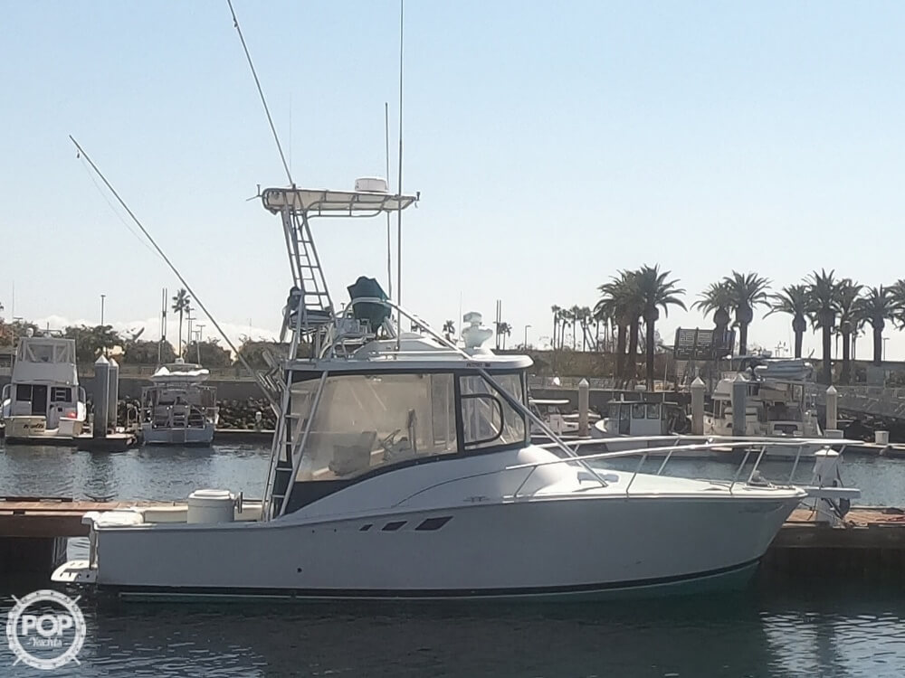 1995 Luhrs boat for sale, model of the boat is Tournament 320 Open & Image # 8 of 11