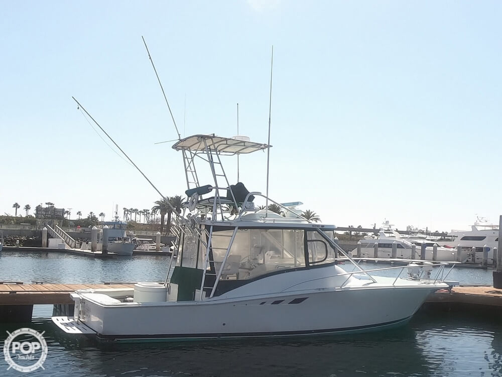 1995 Luhrs boat for sale, model of the boat is Tournament 320 Open & Image # 9 of 11