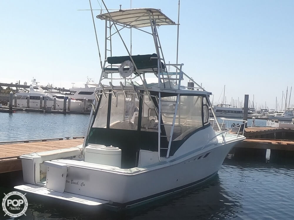 1995 Luhrs boat for sale, model of the boat is Tournament 320 Open & Image # 10 of 11