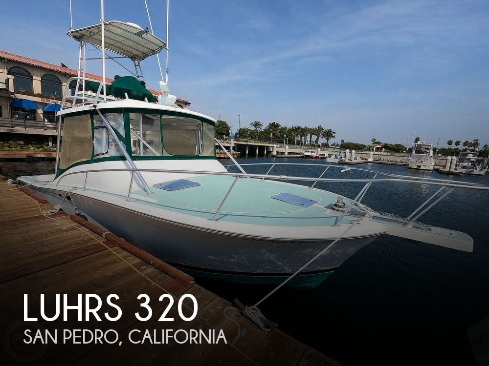 1995 LUHRS TOURNAMENT 320 OPEN for sale