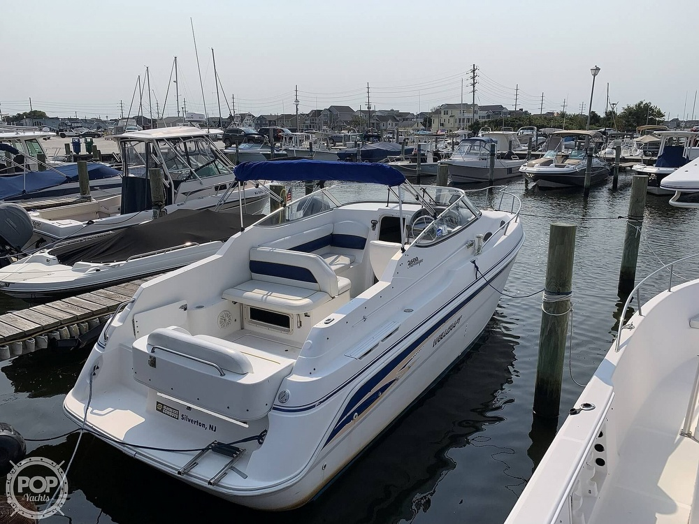 1999 Wellcraft boat for sale, model of the boat is 2600 Martinique & Image # 6 of 40