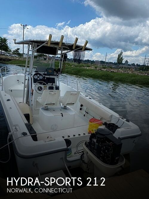 2001 HYDRA SPORTS 212 SEAHORSE for sale