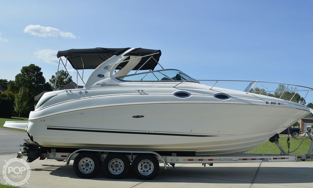 2004 Sea Ray boat for sale, model of the boat is Sundancer 280 & Image # 17 of 40