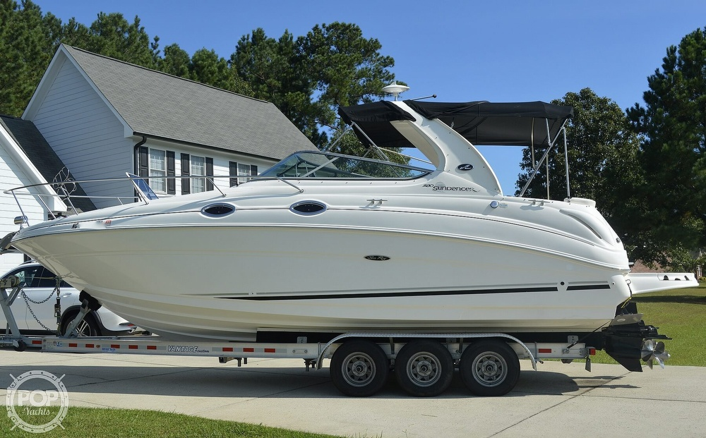 2004 Sea Ray boat for sale, model of the boat is Sundancer 280 & Image # 6 of 40