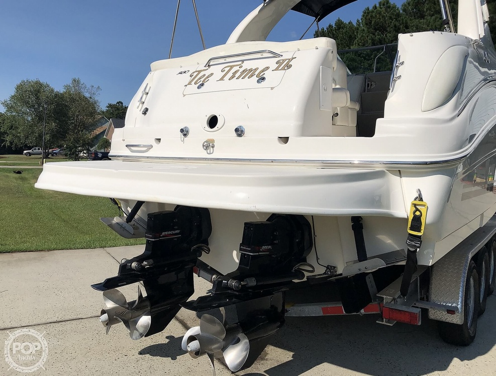 2004 Sea Ray boat for sale, model of the boat is Sundancer 280 & Image # 24 of 40