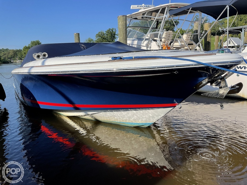2004 Chris Craft boat for sale, model of the boat is 28 Launch & Image # 17 of 40