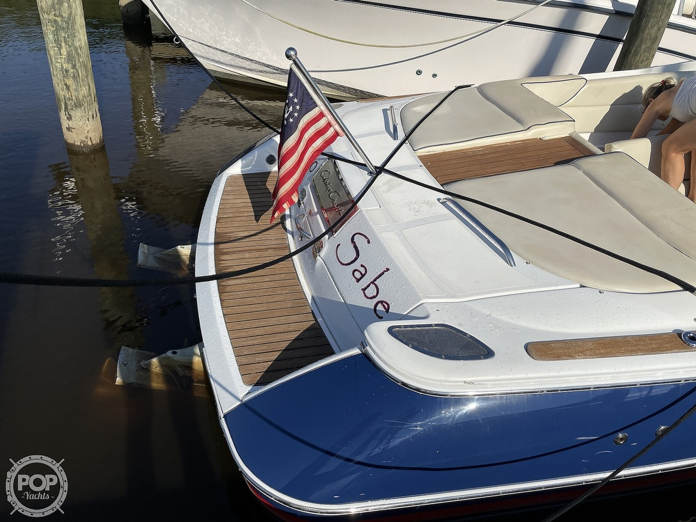 2004 Chris Craft boat for sale, model of the boat is 28 Launch & Image # 29 of 40