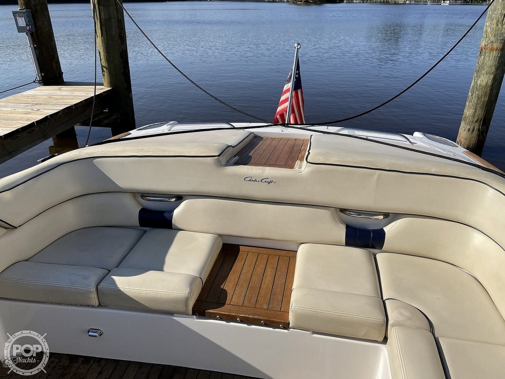 2004 Chris Craft boat for sale, model of the boat is 28 Launch & Image # 30 of 40