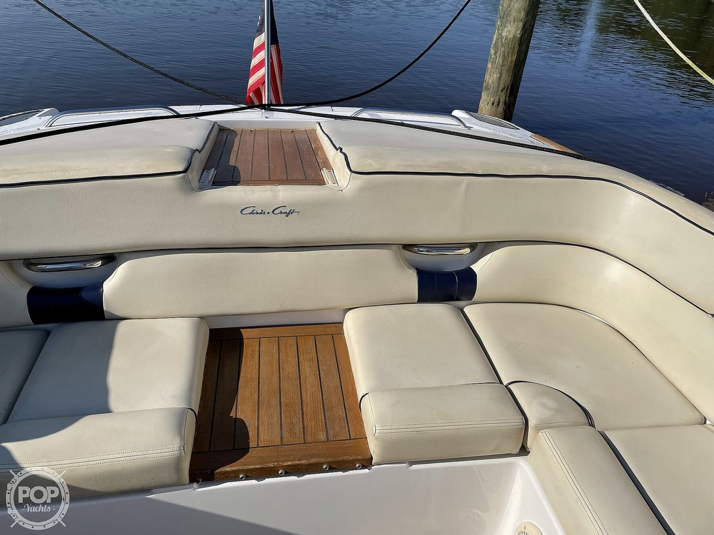 2004 Chris Craft boat for sale, model of the boat is 28 Launch & Image # 32 of 40