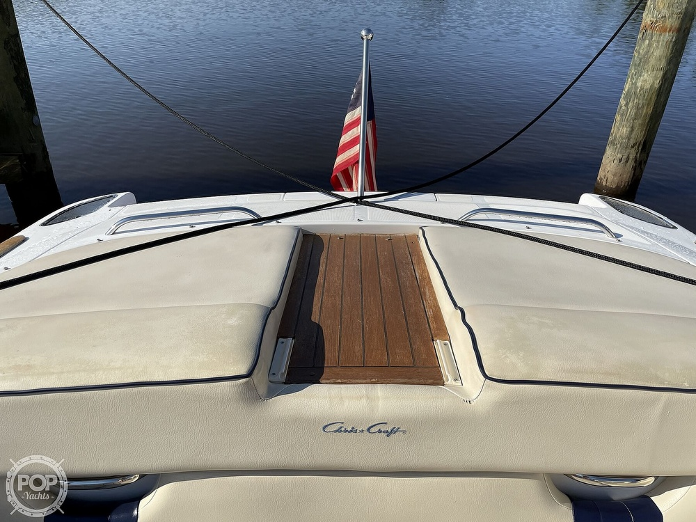 2004 Chris Craft boat for sale, model of the boat is 28 Launch & Image # 33 of 40