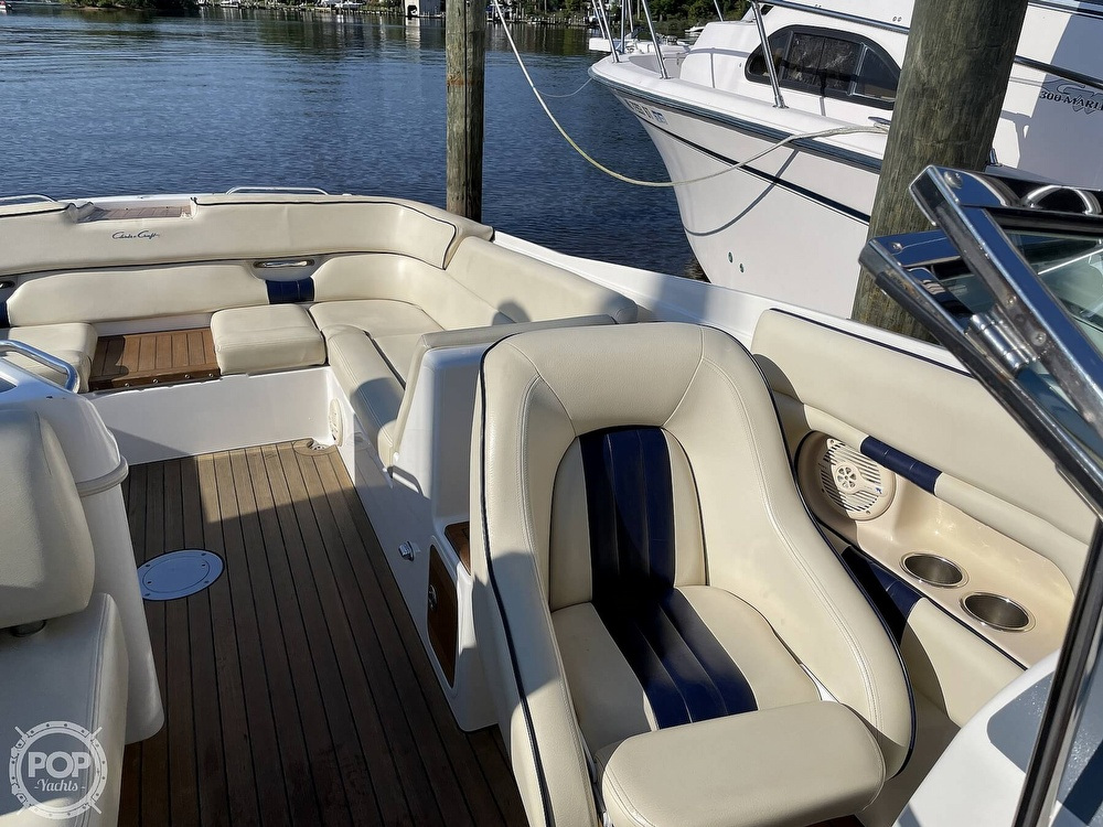 2004 Chris Craft boat for sale, model of the boat is 28 Launch & Image # 11 of 40