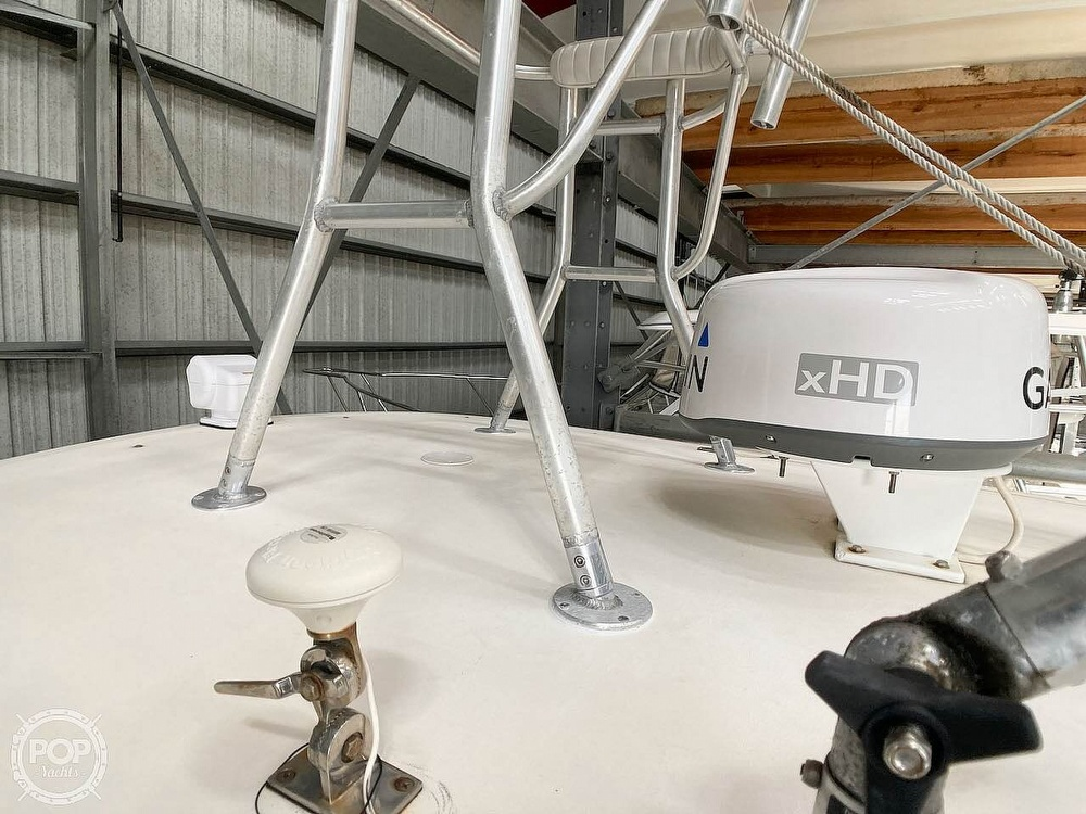 2000 Pursuit boat for sale, model of the boat is 2870 WA & Image # 20 of 40