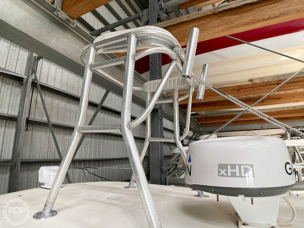 2000 Pursuit boat for sale, model of the boat is 2870 WA & Image # 27 of 40