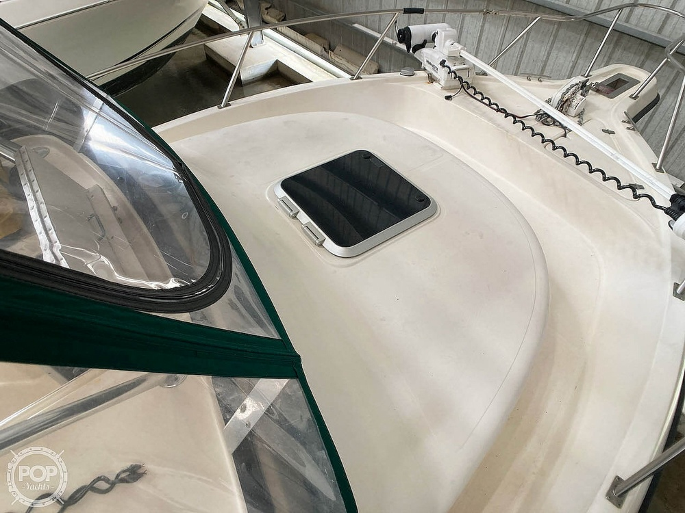 2000 Pursuit boat for sale, model of the boat is 2870 WA & Image # 24 of 40