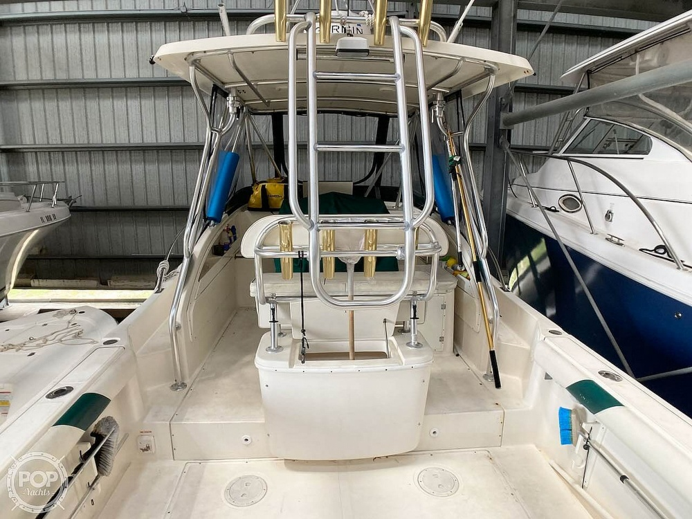 2000 Pursuit boat for sale, model of the boat is 2870 WA & Image # 36 of 40
