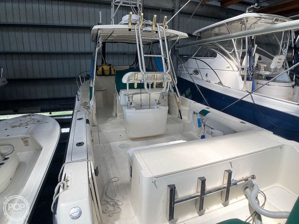 2000 Pursuit boat for sale, model of the boat is 2870 WA & Image # 38 of 40