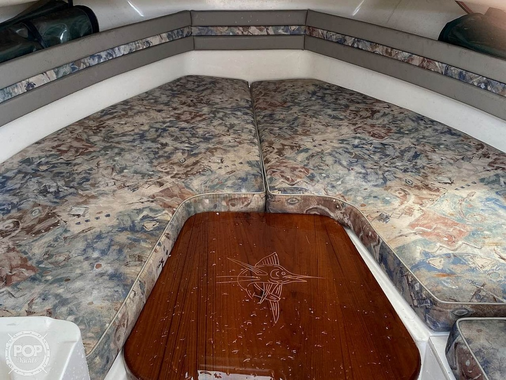 2000 Pursuit boat for sale, model of the boat is 2870 WA & Image # 13 of 40