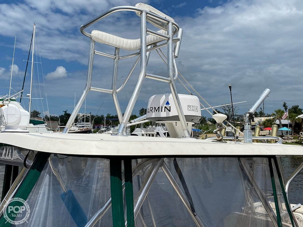 2000 Pursuit boat for sale, model of the boat is 2870 WA & Image # 8 of 40