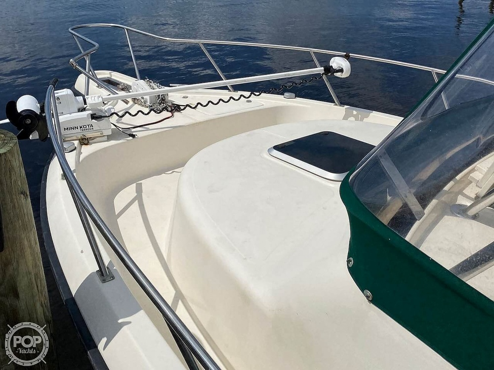 2000 Pursuit boat for sale, model of the boat is 2870 WA & Image # 9 of 40
