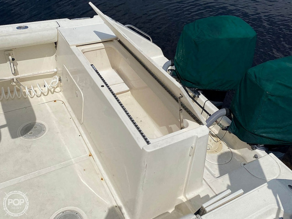 2000 Pursuit boat for sale, model of the boat is 2870 WA & Image # 6 of 40
