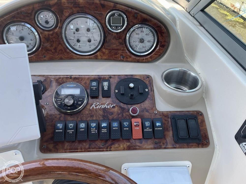2003 Rinker boat for sale, model of the boat is 270 Fiesta Vee & Image # 11 of 15