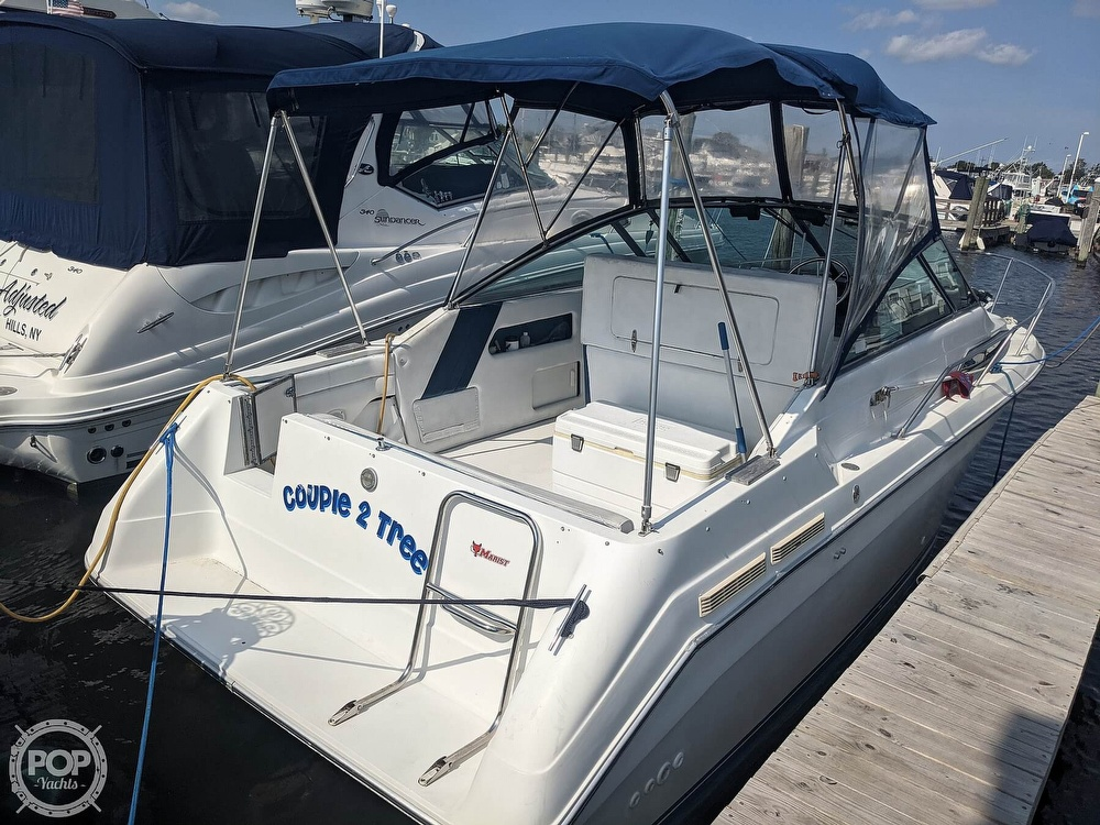 1989 Sea Ray boat for sale, model of the boat is 250 Sundancer & Image # 6 of 40