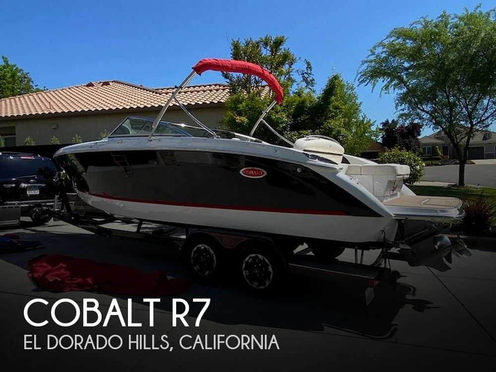 Used Cobalt Boats For Sale by owner   2019 Cobalt R7
