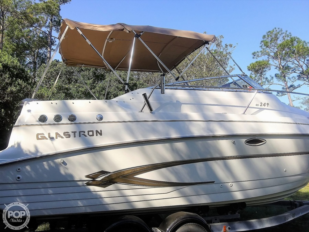 2004 Glastron boat for sale, model of the boat is GS 249 & Image # 2 of 40