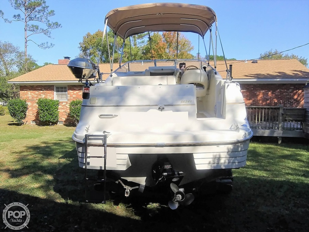 2004 Glastron boat for sale, model of the boat is GS 249 & Image # 4 of 40