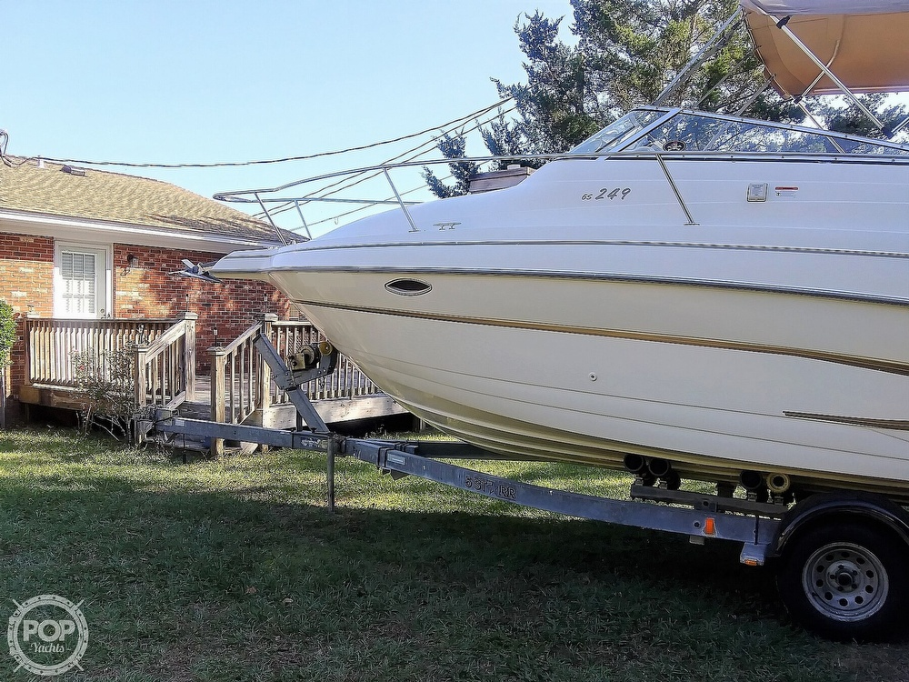 2004 Glastron boat for sale, model of the boat is GS 249 & Image # 7 of 40