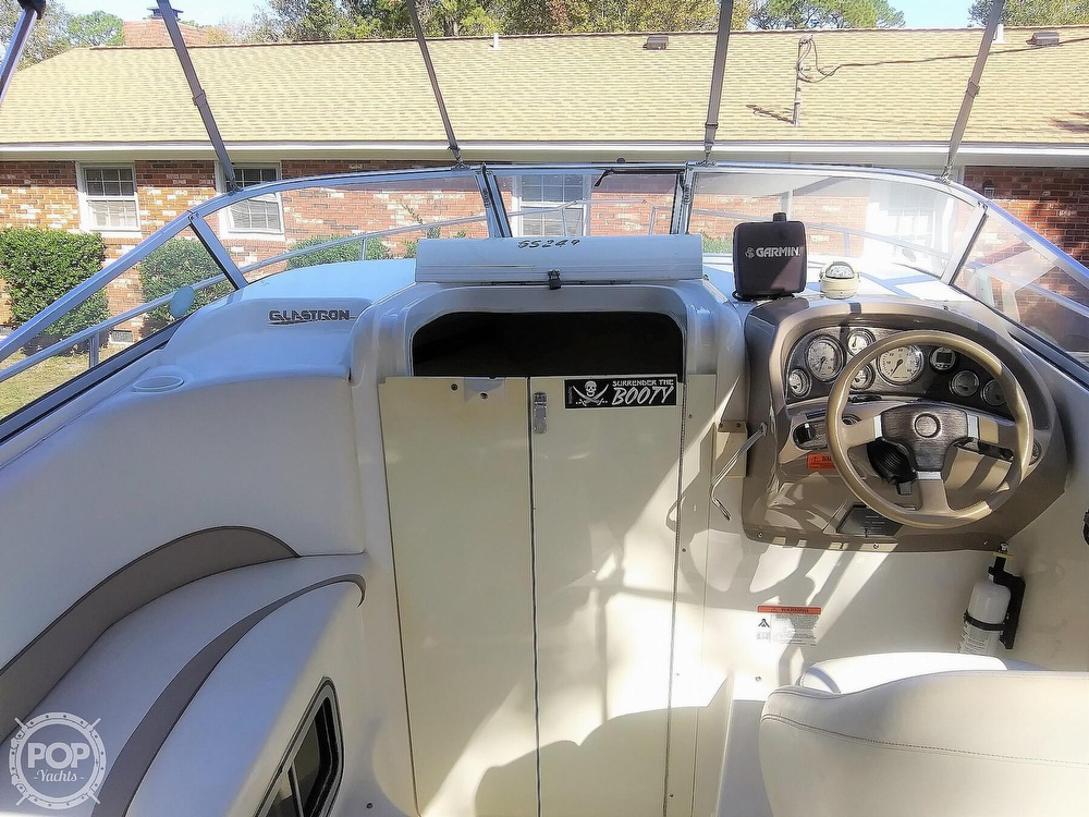 2004 Glastron boat for sale, model of the boat is GS 249 & Image # 34 of 40