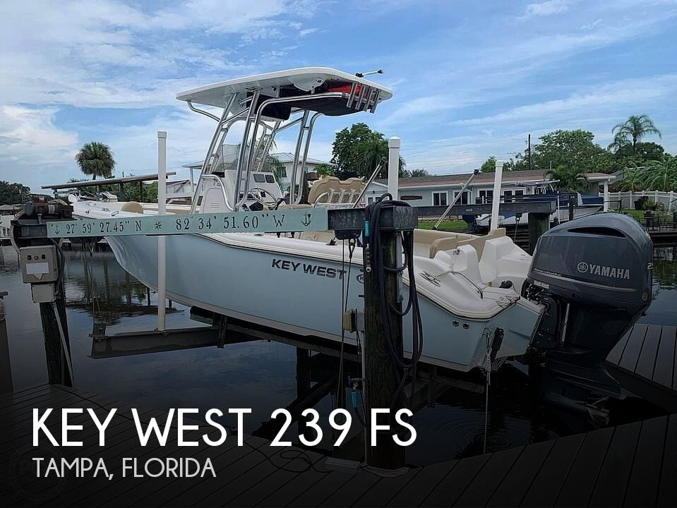Used Key West Boats For Sale by owner | 2020 Key West 239 FS
