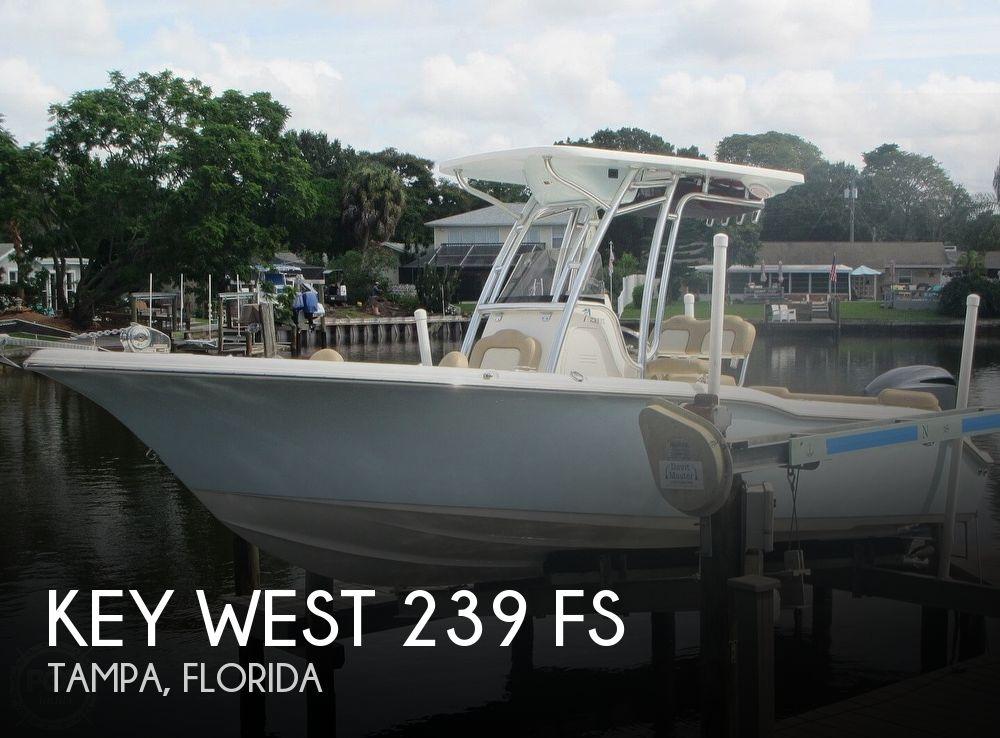 2020 Key West boat for sale, model of the boat is 239 FS & Image # 1 of 40