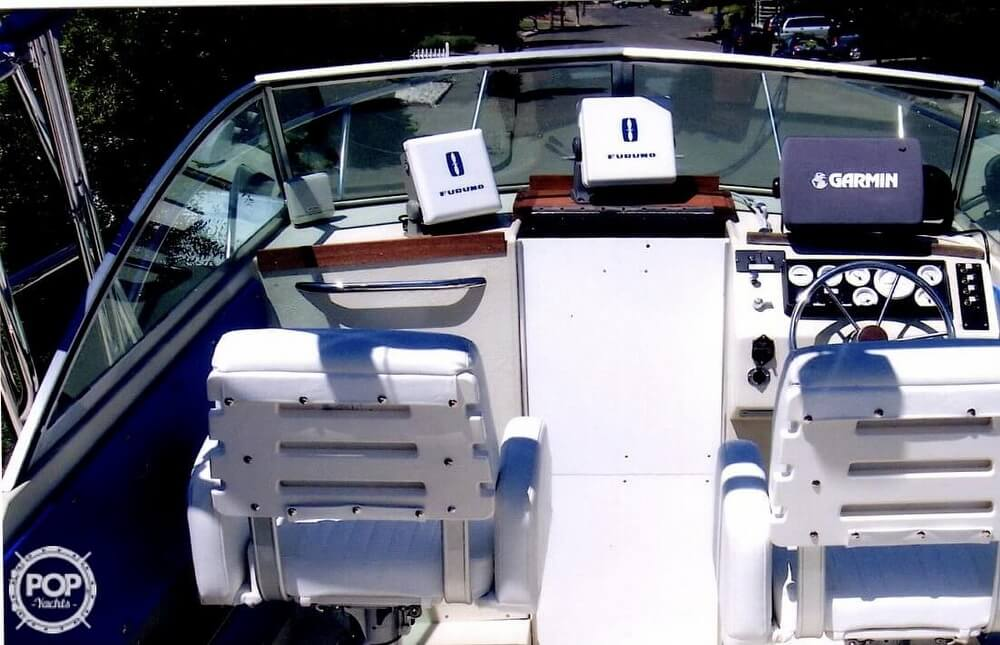 1985 Skipjack boat for sale, model of the boat is 24 Open & Image # 2 of 6