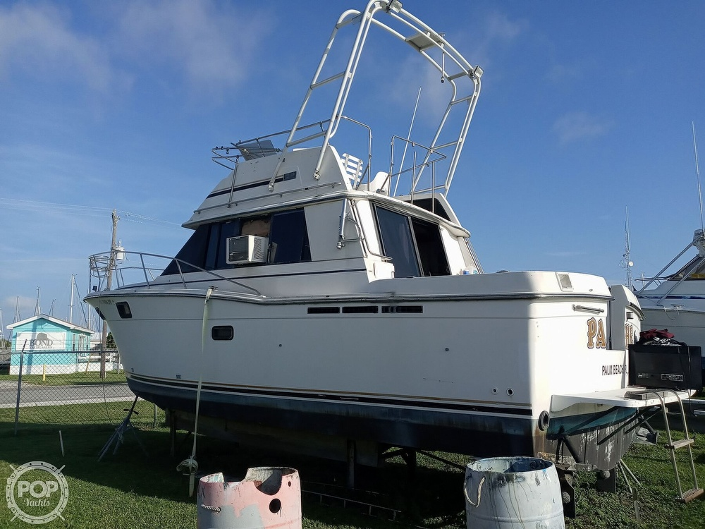 1987 Carver boat for sale, model of the boat is 3227 Convertible & Image # 7 of 40