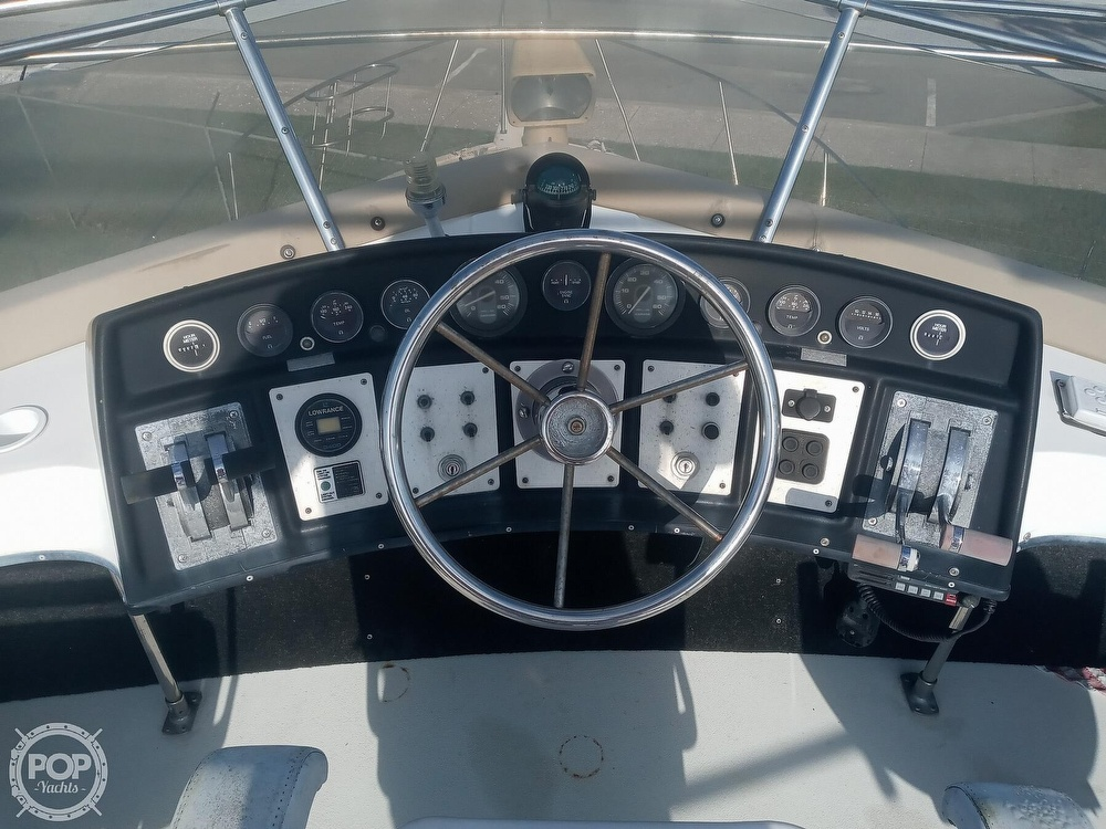 1987 Carver boat for sale, model of the boat is 3227 Convertible & Image # 36 of 40
