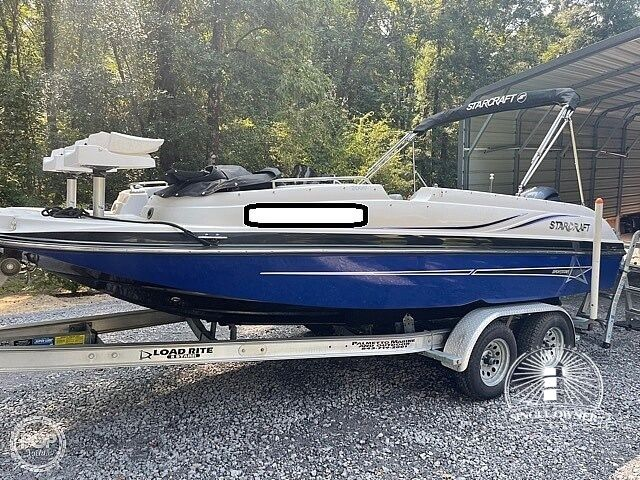 2015 Starcraft boat for sale, model of the boat is Sportstar 2000 & Image # 2 of 41