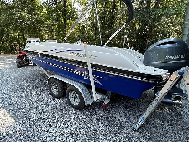 2015 Starcraft boat for sale, model of the boat is Sportstar 2000 & Image # 21 of 41