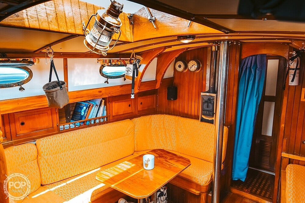 1979 Union boat for sale, model of the boat is Polaris 36 & Image # 7 of 40