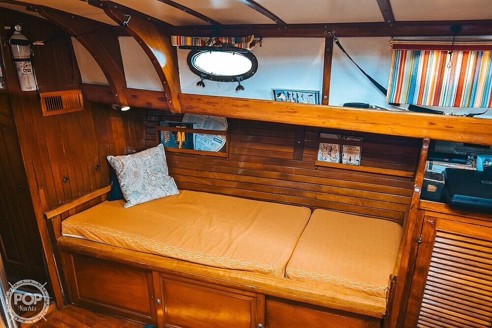 1979 Union boat for sale, model of the boat is Polaris 36 & Image # 10 of 40