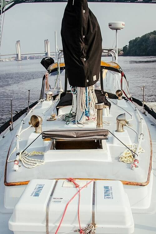 1979 Union boat for sale, model of the boat is Polaris 36 & Image # 11 of 40