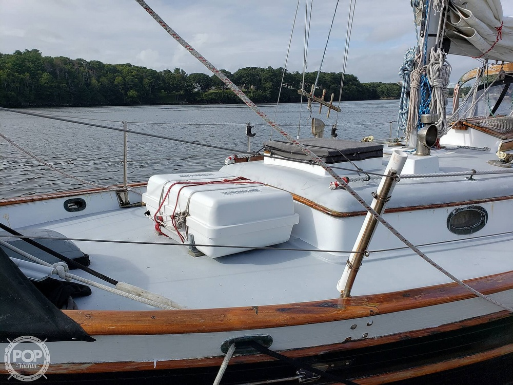 1979 Union boat for sale, model of the boat is Polaris 36 & Image # 15 of 40