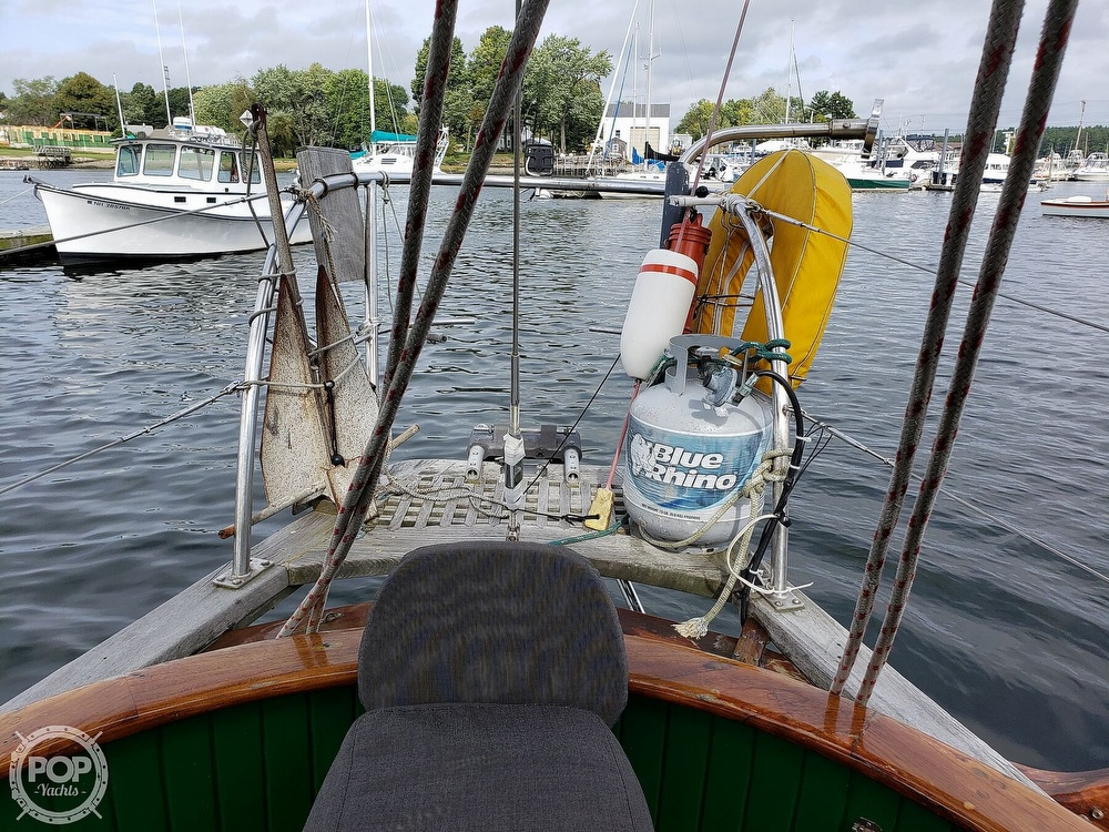 1979 Union boat for sale, model of the boat is Polaris 36 & Image # 20 of 40