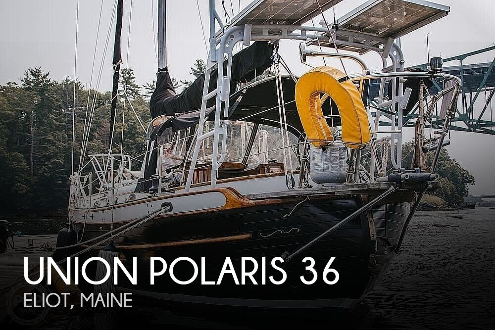 1979 Union boat for sale, model of the boat is Polaris 36 & Image # 1 of 40
